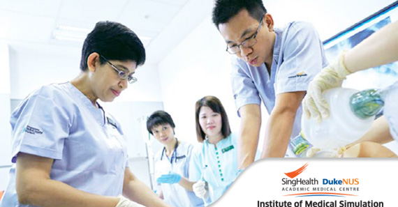 SingHealth Duke-NUS Institute of Medical Simulation (SIMS)
