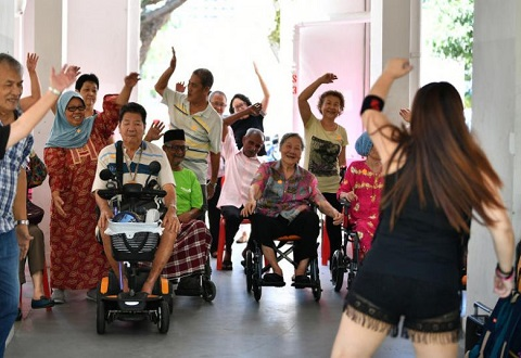 Two new seniors activity centres in Fengshan reach out to engage elderly in rental flats