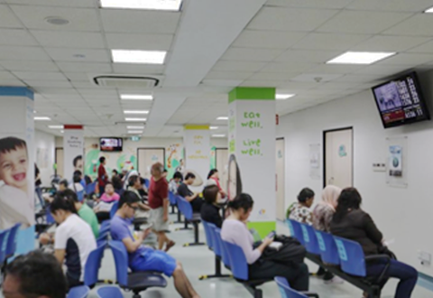 Two new polyclinics to open in Kaki Bukit and Tengah by 2025
