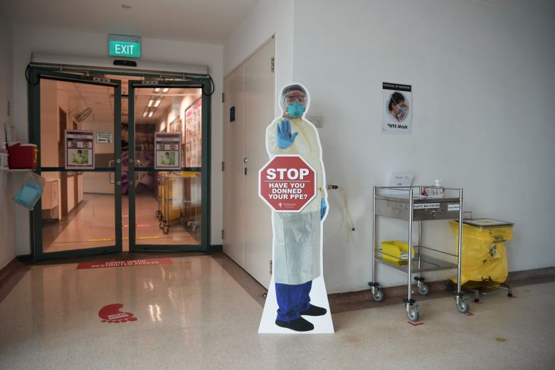 Hospitals Convert Wards Sd Up Nurse