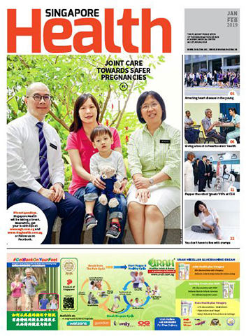 Singapore Health Jan-Feb 2019 Issue