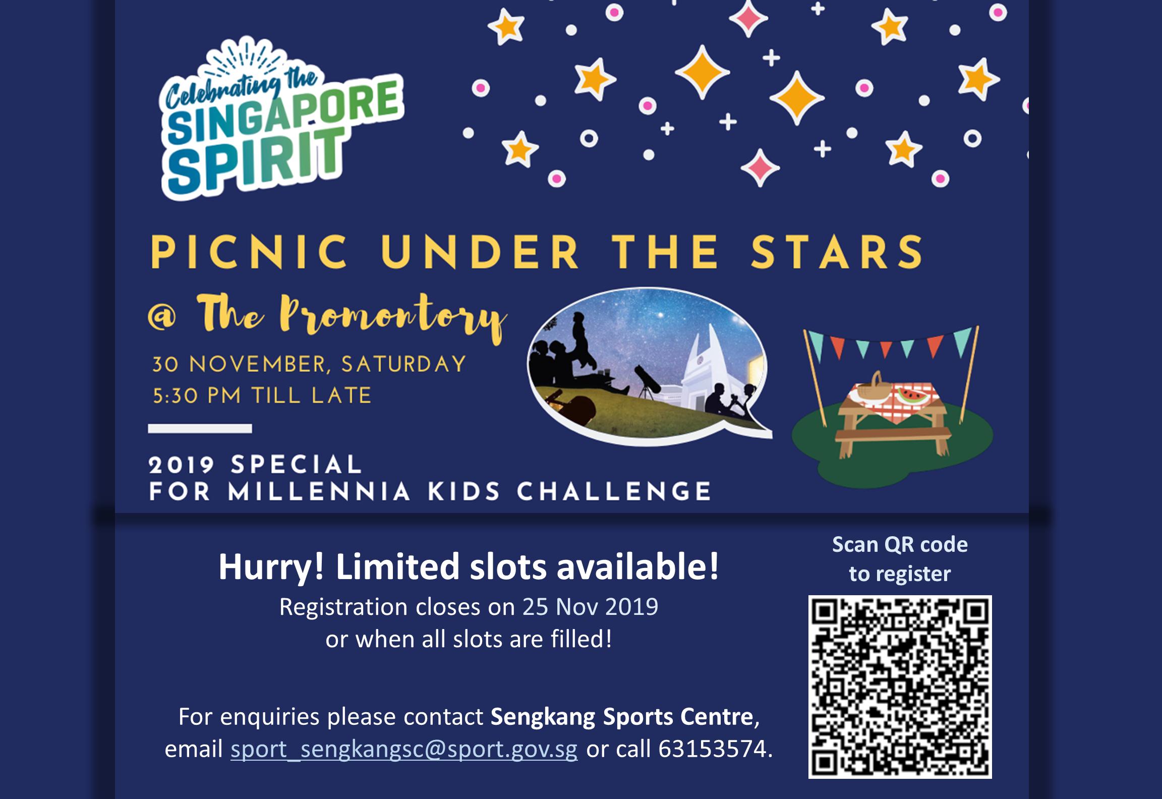 Millennia Kids Challenge 2019
