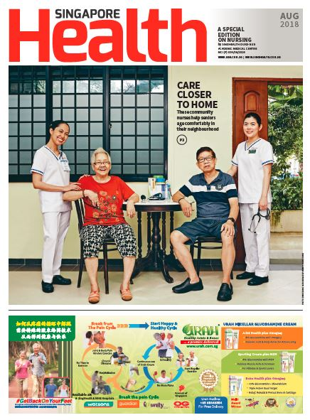 Singapore Health Special Nursing Issue