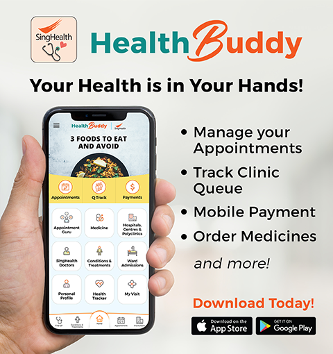 Health Buddy App