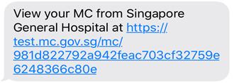 Digital MC - SMS