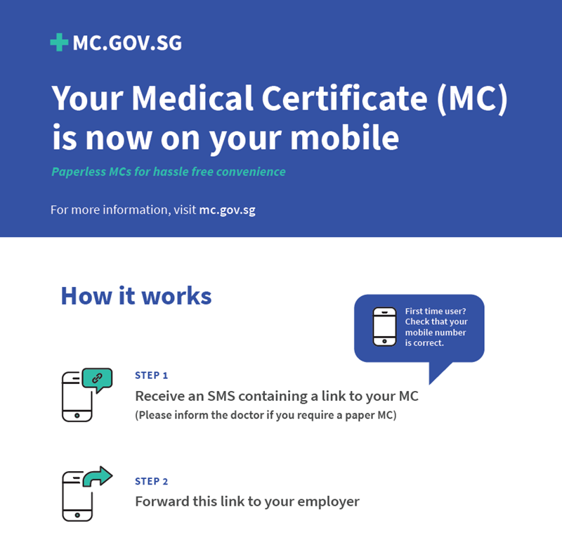 Digital Medical Certificates