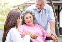 Singapore General Hospital and Changi General Hospital provide comprehensive, holistic specialty care for geriatric patients.