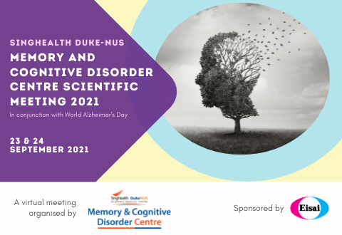SingHealth Duke-NUS Memory and Cognitive Disorder Centre Scientific Meeting 2021