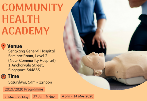Community Health Academy
