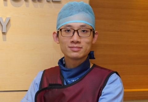 """I am an Interventional Radiologist and I perform minimally invasive image-guided procedures to treat diseases in most organ systems of the body."""
