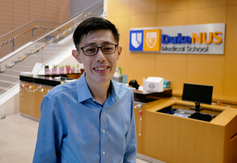 "​""What's unique about Duke-NUS is the level of integration between basic research and the clinical sciences. Here, there is a lot of collaboration between teams of basic research scientists and clinicians."""
