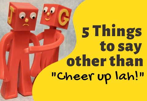 5 Things to say other than