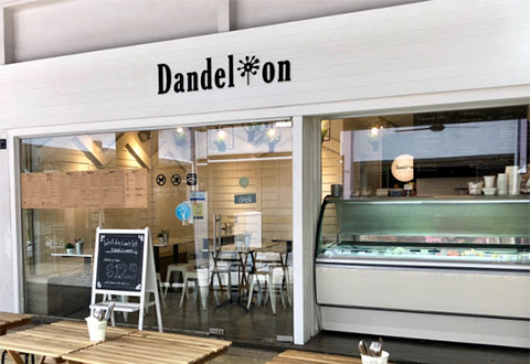 Food Review: Dandelion Café (Bukit Merah Central)
