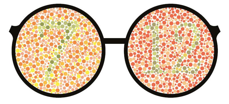 Colour vision deficiency - SingHealth