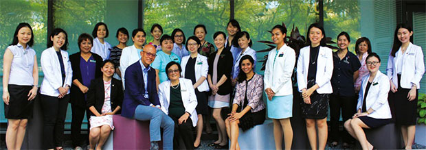 The Renal Transplant Programme Team at Singapore General Hospital