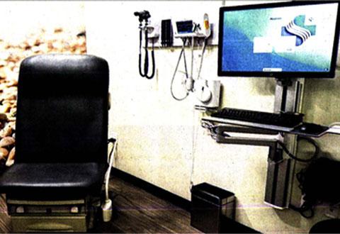 """探讨见医生前收集病情 中央医院要让病患看诊不必""""从头说起"""""""