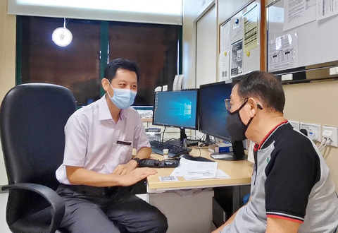 Self-Care Support Programme in SingHealth Polyclinics