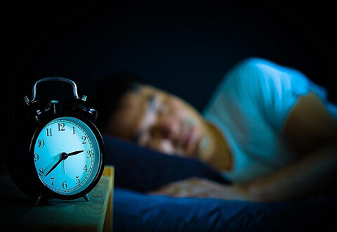 What causes cardiac arrest during sleep?