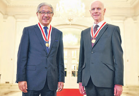 Doctor, A*Star engineer named honorary citizens