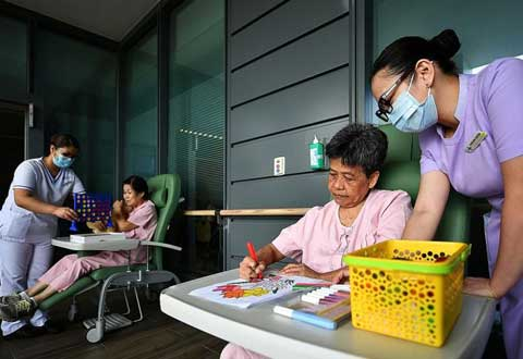 Dementia care tailored to the patient makes a difference: Survey