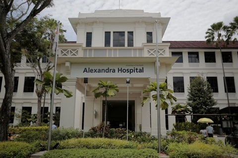 New hospital in the east; Alexandra to be expanded