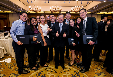 Duke-NUS' Centre of Regulatory Excellence (CoRE) marks fifth anniversary and graduates first cohort