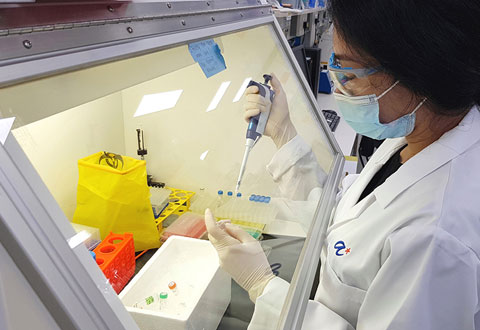 Made-in-Singapore cancer drug ETC-159 advances further in clinical trials