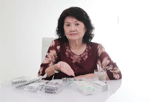 Making medication labels easier for seniors to understand