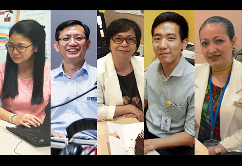 Meet SingHealth hearing health professionals