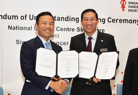 National Cancer Centre Singapore teams up with Singapore Cancer Society to make genetic screening more accessible