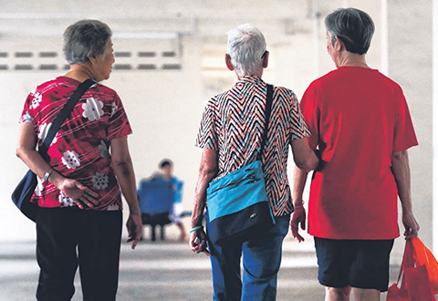Proportion of older adults with multiple chronic diseases surges
