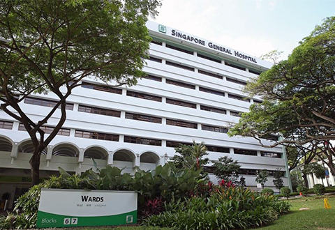 SGH ranked world's third best hospital by Newsweek