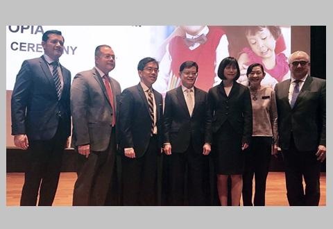 SNEC, SERI and Johnson & Johnson Vision announce partnership in Asia to tackle myopia