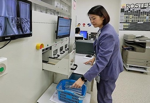 Better, quicker care at CGH's new centre