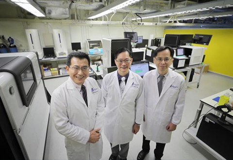 Singapore researchers create world's largest Asian genetic databank