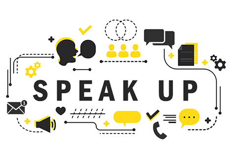 Spotted a safety concern? Speak up for your patients
