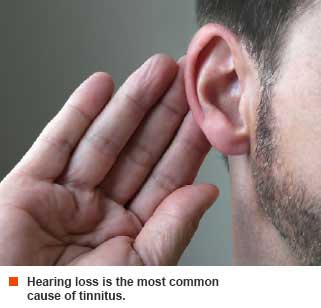 Cause of tinnitus - SGH and KKH shared.