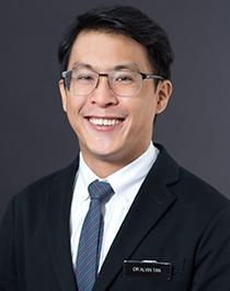 Dr Tan Yong Hui, Alvin