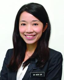 Dr Lai Wen Pui Bien