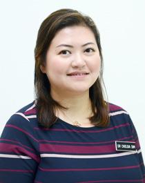 Dr Chelsia Sim Qiu Xia