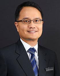 Dr Huang Jingxiang