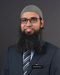 Dr Maaz Mohammad Salah