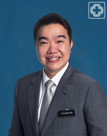 Dr Mok Wan Loong, James