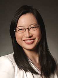 Dr Jean Chai from Singapore National Eye Centre