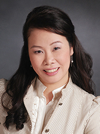 Dr Anna Tan Cheng from Singapore National Eye Centre