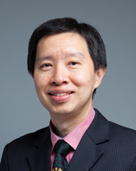Adj Asst Prof Felix Keng from National Heart Centre Singapore