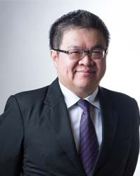 Dr Goh Yew Seong from Changi General Hospital