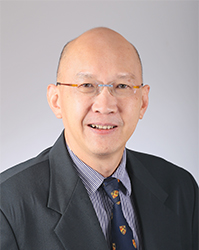 Dr Khoo Boon Kheng James from National Cancer Centre Singapore