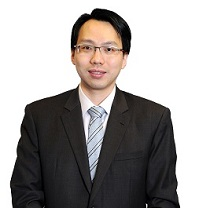 Dr Kuo Chung Liang from Changi General Hospital