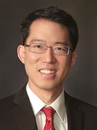 Dr Laurence Lim from Singapore National Eye Centre